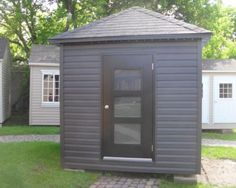 cabanon 206-1 Shed, Outdoor Structures, Gardens, Lean To Shed, Backyard Sheds, Sheds, Coops, Barn, Tool Storage