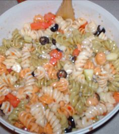 Easy Summer Pasta Salad