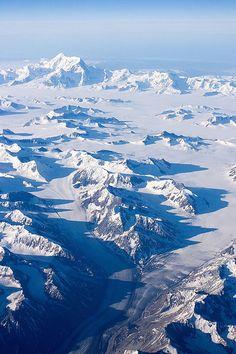 Alaska Range   USA