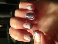 CND shellac- these are the nails I did!!