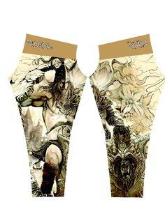 New design gym leggings