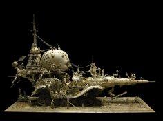 Kris Kuksi – The Dark and the Aura | Anti-Utopias