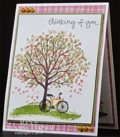 Alex's Creative Corner: Sheltering Tree