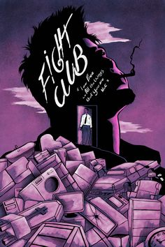 Fight Club by David Amblard #LogoCore
