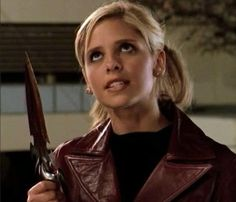 """Can Watching """"Buffy"""" Make Men Less Sexist? (Duh.) A new study shows that it might — and watching shows with strong female characters, even in bad situations, could help women too."""