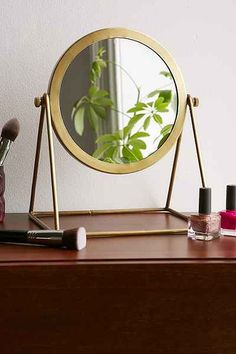 Magical Thinking Aurora Tabletop Mirror - Urban Outfitters