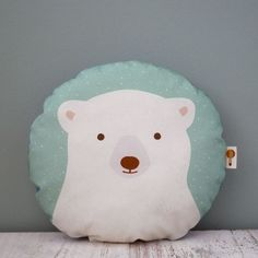 Kleines Kissen Eisbär 19,90 EUR nordliebe.com