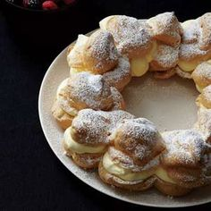 One Perfect Cream Puff that the whole family can share | http://www.rachaelraymag.com/Recipes/rachael-ray-magazine-recipe-search/dessert-recipes/one-perfect-cream-puff