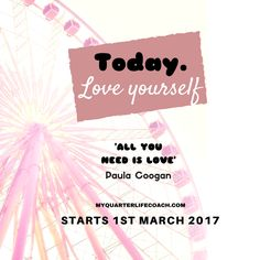 All You Need is Love - The Quarter Life Coach Online Programs, Inner Strength, All You Need Is Love, Feelings, Blog, Life, Blogging
