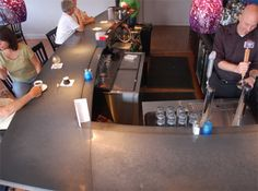 Concrete Bar Top Design, Pictures, Remodel, Decor and Ideas - page 2