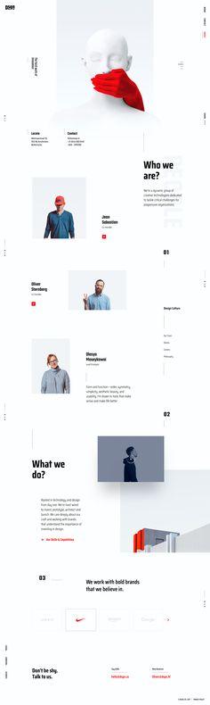 Digital Agency Website on Behance Website Design Layout, Web Layout, Layout Design, Banner Design, Wordpress Theme Design, Responsive Web Design, Coperate Design, Icon Design, Web Company