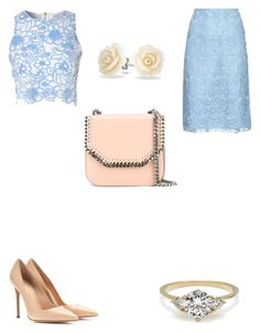 """""""purse"""" by bethanyyk on Polyvore featuring STELLA McCARTNEY, True Decadence, Nina Ricci, Gianvito Rossi and Bling Jewelry"""
