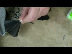 Working Miniature Umbrella - YouTube