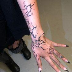 Red Ink Tattoos, Body Art Tattoos, New Tattoos, Girl Tattoos, Tatoos, Dream Tattoos, Future Tattoos, Poke Tattoo, I Tattoo