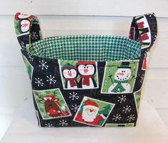 Christmas Snowman / Santa / Penguin / Reindeer by MsSewItAll32, $18.00
