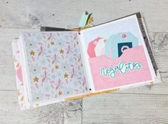 Ideas Scrapbooking, Album Scrapbook, Snail Mail, Blog, Diy, Card Tutorials, Greeting Cards, Mini Albums, Xmas