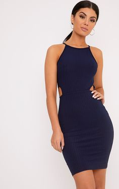 Sweetheart Cut Out Bodycon Dress - £90.00 : Bodycon Dresses