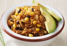 Sneaky Spanish Rice Bowls - Allergic Living