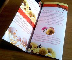 Custom made Brochure Design