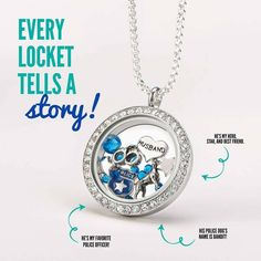 Origami Owl Living Locket Necklace: Personalized Keepsake {Review ... | 236x236