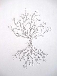 Tree_Tattoo_by_DanielleHope.jpg (900×1200)