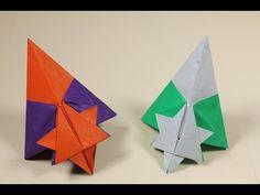 Easy Origami Magic Hat - YouTube