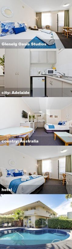 Glenelg Oasis Studios, city: Adelaide, country: Australia, hotel Australia Hotels, Oasis, Studios, Country, Storage, City, Furniture, Home Decor, Purse Storage