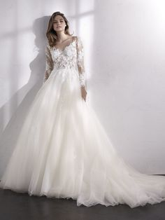 LIBERIA ballgown wedding dress