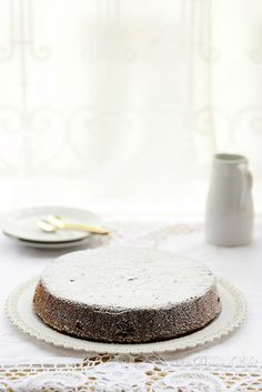 Torta caprese (chocolate fondant and almond gluten-free)