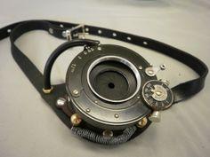 @: Camera Lens Eye Patch Monocle