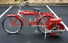 1916 Smith Motor Wheel and Bicycle Vintage Moped, Vintage Cycles, Vintage Motorcycles, Triumph Motorcycles, Custom Motorcycles, Bicycle Sidecar, Cruiser Bicycle, Motorized Bicycle, Tricycle