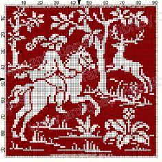 ru / Фото - Le Filet Ancien I - gabbach Cross Stitch Borders, Cross Stitch Charts, Cross Stitch Designs, Cross Stitch Embroidery, Embroidery Patterns, Cross Stitch Patterns, Embroidery Books, Tapestry Crochet, Crochet Motif