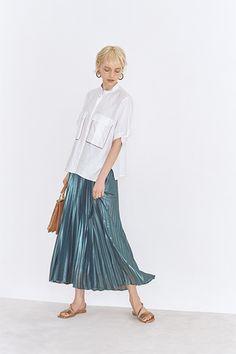 Fashion 2020, Urban Fashion, Daily Fashion, Fashion Beauty, Spring Fashion, Frock Fashion, Skirt Fashion, Fashion Outfits, Womens Fashion