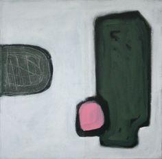 #271, no title, 80 x 80 cm, acrylic on canvas