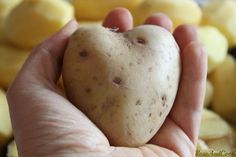 Heart potato and a receipe here: http://roseandcook.canalblog.com/archives/2012/08/27/24972692.html