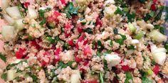 Quinoa Tabbouleh Salad | Healthy Facts Inc.