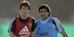 Y, al fin, Messi superó a Maradona