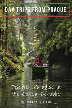 Day Trips from Prague: Join us on a day trip from Prague to paradise. Bohemian Switzerland National Park has some of the most beautiful and picturesque sites in the Czech Republic. Click here to learn about our hiking trips and how you can experience paradise in the Czech Republic.