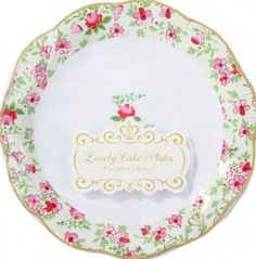 wedding cake plates and napkins 1000 images about wedding garden tea bridal shower on 23504