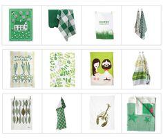 www.stijlkaart.nl 25 juni 2012 teatowel green