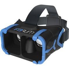 Fibrum Pro virtuális valóság szemüveg + Klubkártya - eMAG.hu