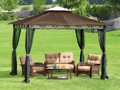 Enjoy the gazebo life. #shopko