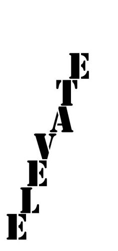 Typo draft! Working with the word elevate