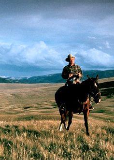 Robert Redford - The Horse Whisperer, 1998 Roger Moore, Robert Redford, Santa Monica, Country Girls, Country Roads, Roy Clark, Ray Conniff, The Horse Whisperer, Stella Stevens