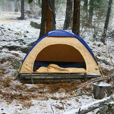 The right way to Keep Heat Tent Tenting in Chilly Climate | eHow. *** See more at the photo link http://camplovers.com/how-to-heat-a-camping-tent/