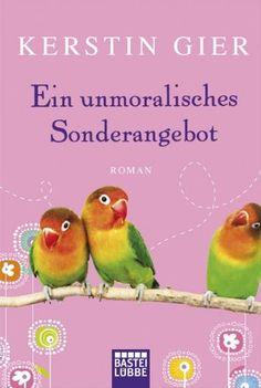 Ein unmoralisches Sonderangebot eBook by Kerstin Gier - Rakuten Kobo Film Books, Book Club Books, New Books, Audio Books, Books To Read, Thriller, Importance Of Library, Book Logo, Reading Games