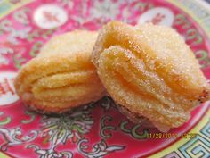 Russische Quarkplätzchen Russian quark cookies, a popular recipe from the baking category. Russian Pastries, Cookie Recipes, Dessert Recipes, Russian Recipes, Chocolate Chip Muffins, Seafood Dishes, Tasty Dishes, Cake Cookies, Biscuits