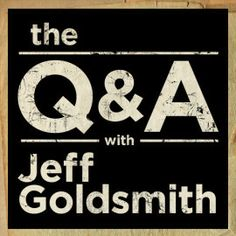 This Q&A is rich with information and inspiration, really worth the listen   Q&A with 2014 Oscar screenwriting nominees   The Q&A with Jeff Goldsmith