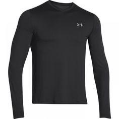 Pánské sportovní triko Under Armour Infrared Under Armour, Athletic, Long Sleeve, Sleeves, Mens Tops, T Shirt, Jackets, Fashion, Dark Around Eyes