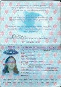 Photoshop Passport Photo Template V1.1 | Nicmyers inside Us Passport ...